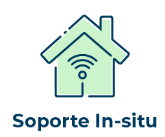 Soporte in-situ